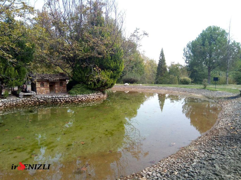 پارک چاملیک در شهر دنیزلی ترکیه